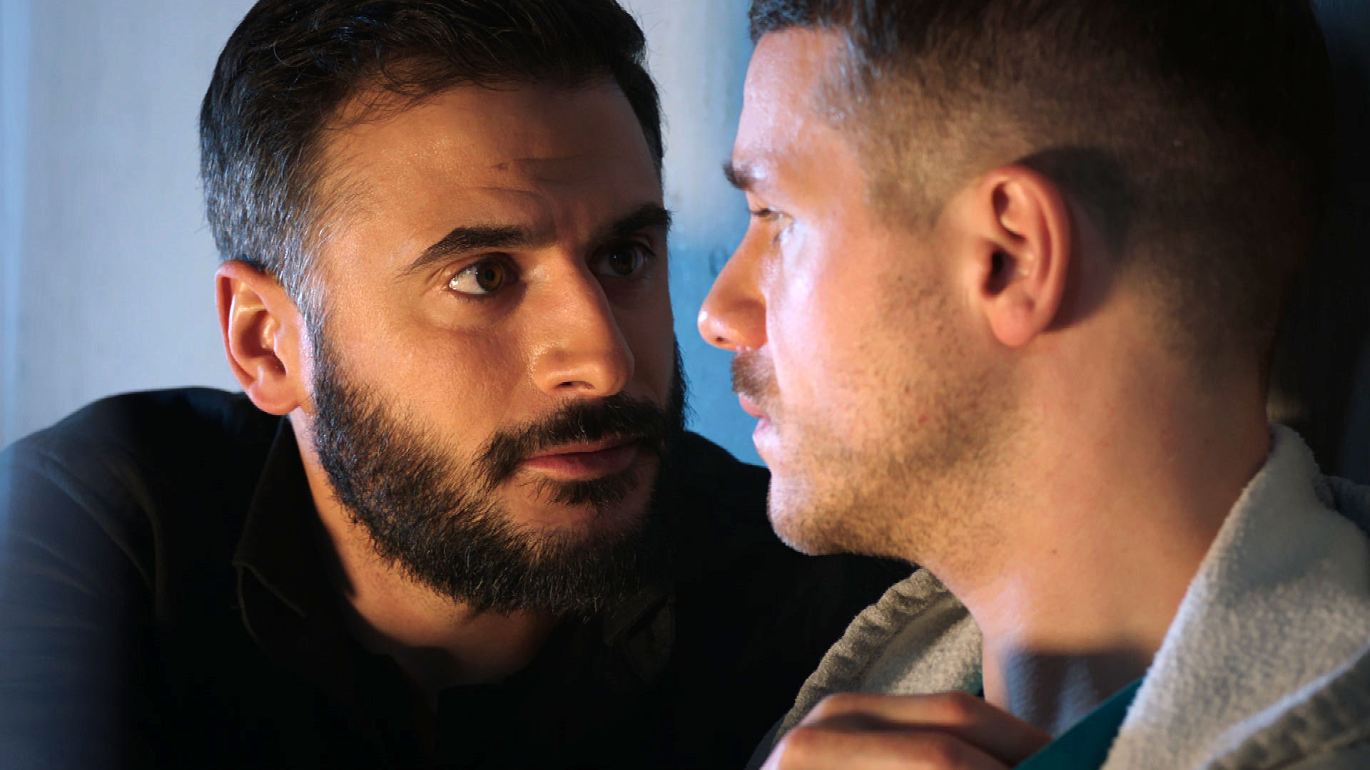 7 Holby City spoilers: Dominic's anguish as Isaac returns to Holby