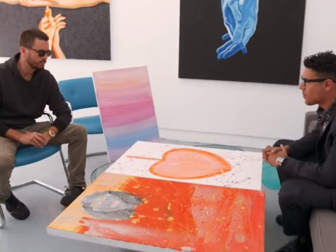Poor Khloe Kardashian's painting slammed by valuer: 'A three-year-old can do better'