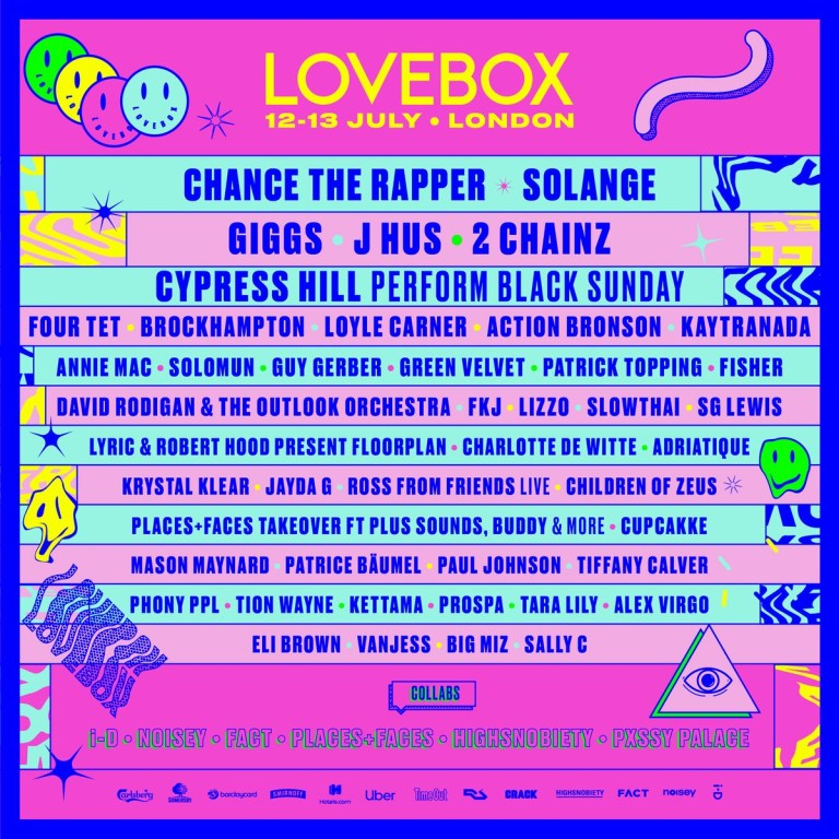 Music festivals 2019 guide: Line-ups, dates, locations and