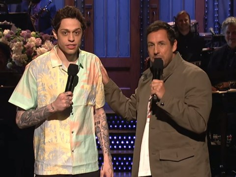 Adam Sandler warns Pete Davidson he could be next SNL star to be fired – just like he was