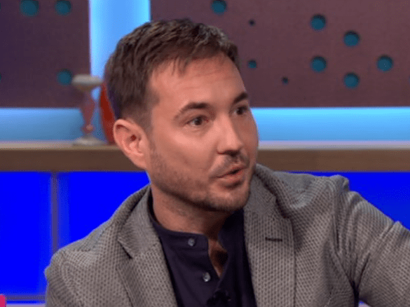 Line Of Duty star Martin Compston's accent floors all of us as he showcases Scottish lilt