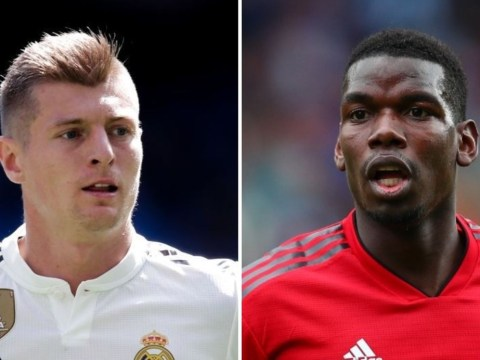 Toni Kroos ready to 'fight' Paul Pogba for starting spot at Real Madrid