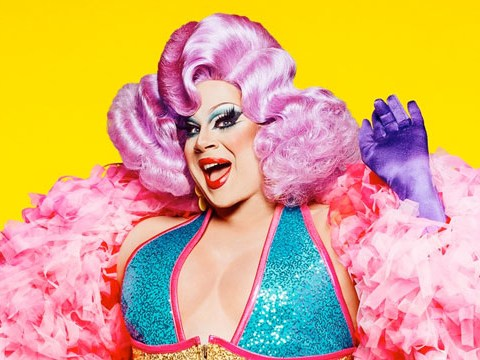 'This is so crazy': RuPaul's Drag Race star Nina West can't believe she's an international treasure