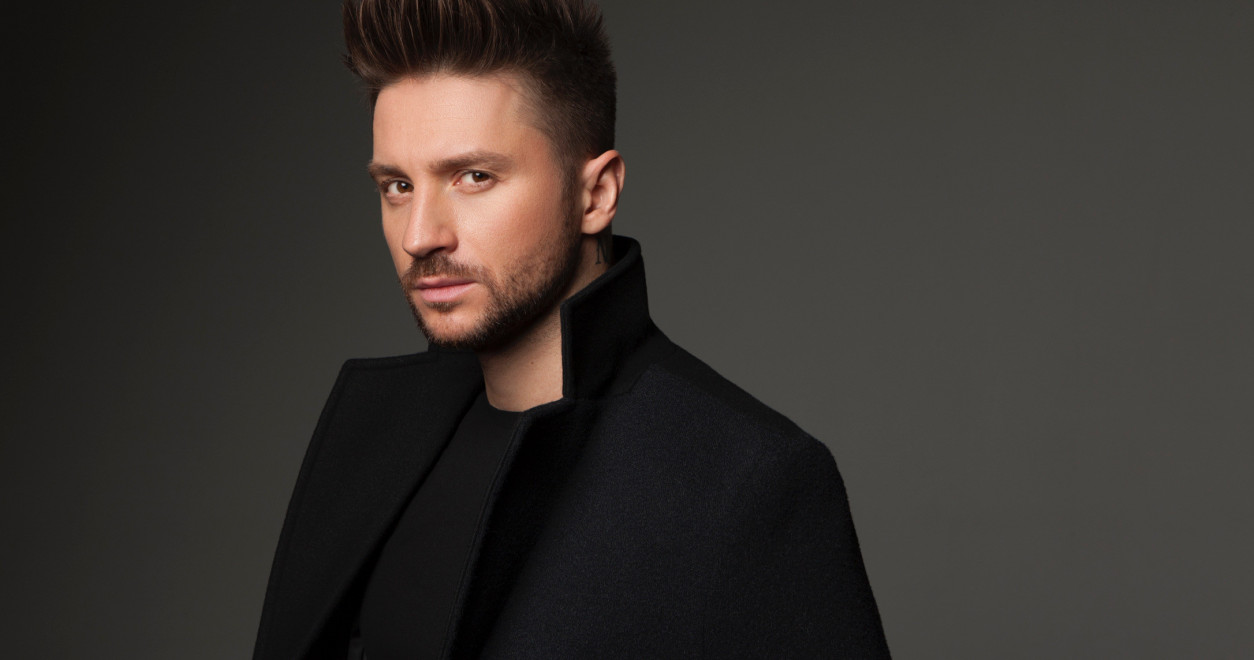 Who is Russia's Eurovision singer Sergey Lazarev and when was he last in the contest?