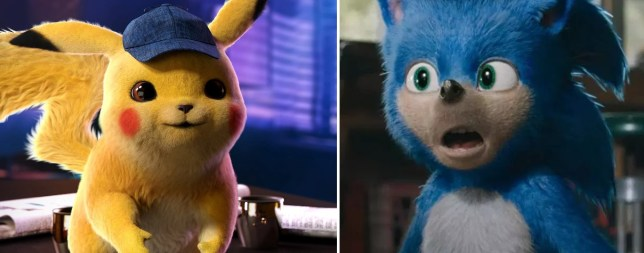 Detective Pikachu Director Slams Sonic The Hedgehog Film