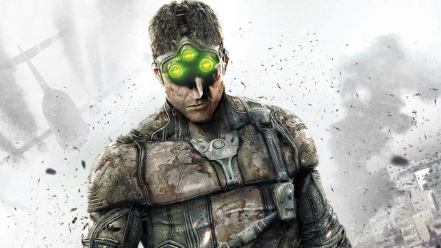 Splinter Cell - a warning to all: don't drink and tweet