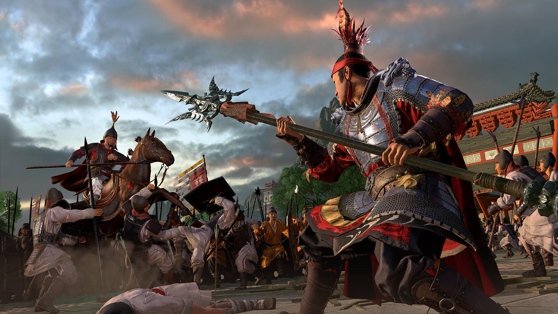 Total War: Three Kingdoms review – romance on the battlefield