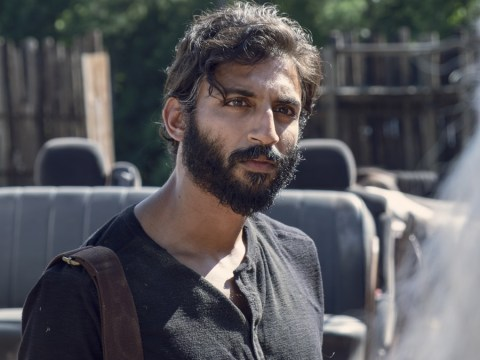 The Walking Dead season 10 star urges fans to move on from Carl dying for Siddiq: 'Eventually everybody dies'