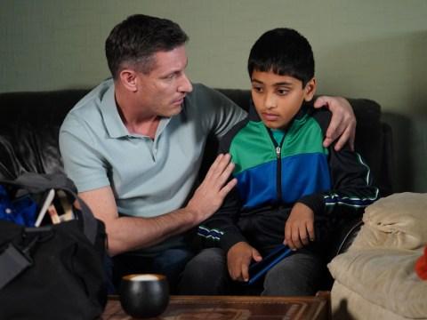 EastEnders spoilers: Robbie Jackson arrested for child kidnap in shock twist?