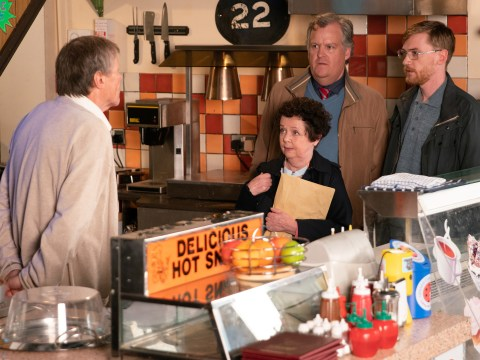 Coronation Street spoilers: Roy Cropper discovers his mother's shocking secret