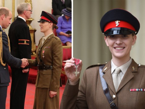 Trans ex-Army officer uses MBE appointment to slam Donald Trump