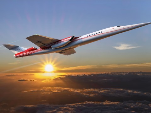 By 2119 everyone will have access to hypersonic air travel