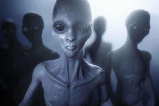 We may destroy extra-terrestrial life without even realising it, claims expert (Getty)