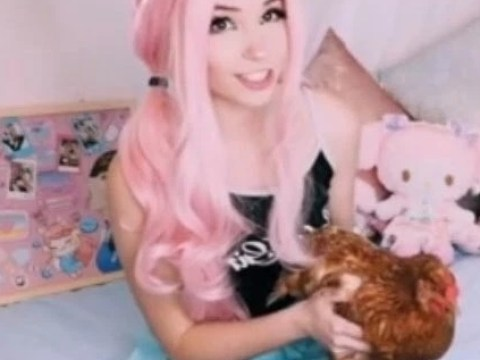 NSFW cosplayer Belle Delphine out trolls the internet with epic bait and switch Pornhub video