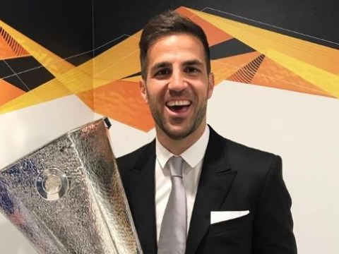 Cesc Fabregas mocks Tottenham after their Champions League final defeat to Liverpool