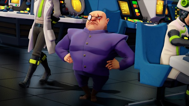 Evil Genius 2 - not short on supervillains