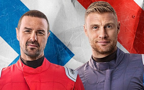 Freddie Flintoff reveals he thought he killed Paddy McGuinness when a Top Gear stunt went wrong: 'It was genuine panic'
