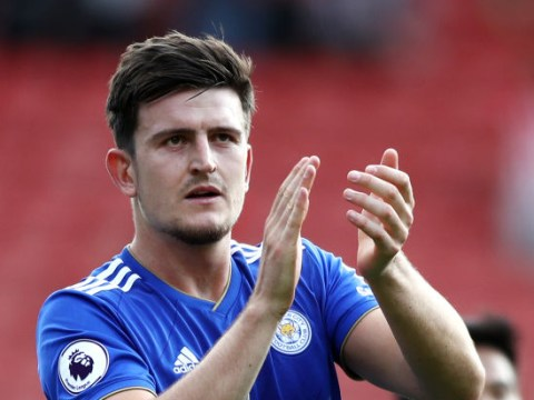 Manchester City's move for Harry Maguire being held up by Nicolas Otamendi
