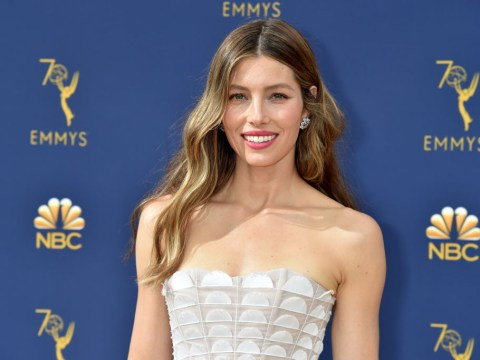 What has Jessica Biel said about the anti-vaccination movement?