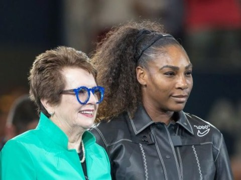 Billie Jean King wants Serena Williams to fully commit to tennis
