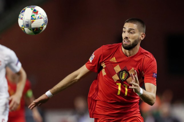 Yannick Carrasco hopeful of completing transfer move amid Arsenal interest