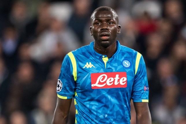 Napoli centre-back Kalidou Koulibaly is on Manchester United's summer shortlist