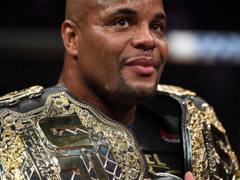Daniel Cormier hints at retirement after Stipe Miocic rematch at UFC 241