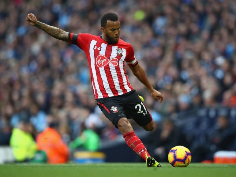 Southampton's Ryan Bertrand is shock target for Atletico Madrid and Inter Milan