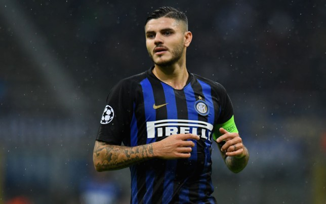 Mauro Icardi rejects Arsenal as Inter make approach for Pierre-Emerick Aubameyang
