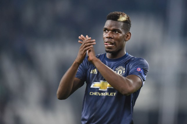 Paul Pogba has suggested he wants to leave Manchester United