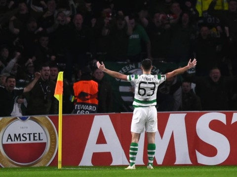 Arsenal and Lyon interested in signing Celtic left-back Kieran Tierney this summer