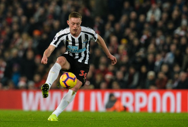 Longstaff is wanted by United (Picture: Getty)