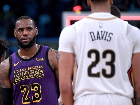 LeBron James drops major hint over new jersey number after giving his No.23 to Anthony Davis