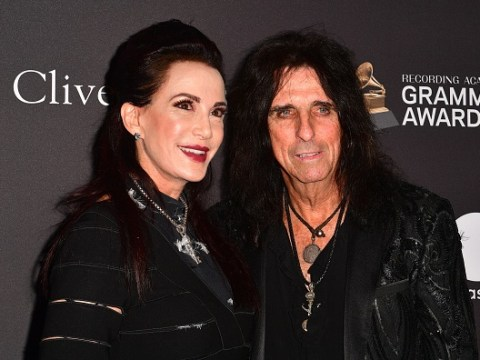 Nope, Alice Cooper doesn't have a 'suicide pact' with wife Sheryl Goddard after all