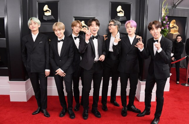 BTS join Grammy Awards' Recording Academy as world