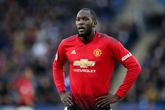 Romelu Lukaku could leave Manchester United this summer