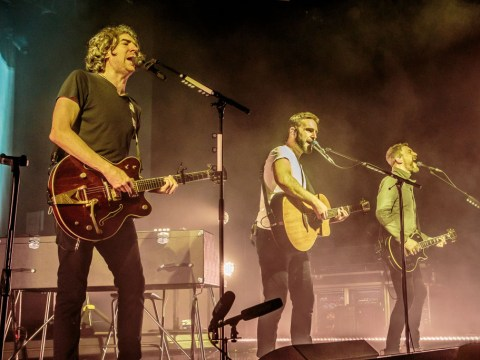 Snow Patrol pulls out of Glastonbury at the last minute over Johnny McDaid's emergency neck surgery