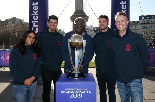 Graeme Swann is backing England to win the Cricket World Cup