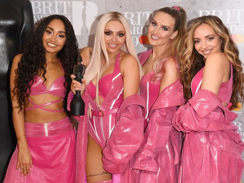 Why has Little Mix's Australian tour been postponed?