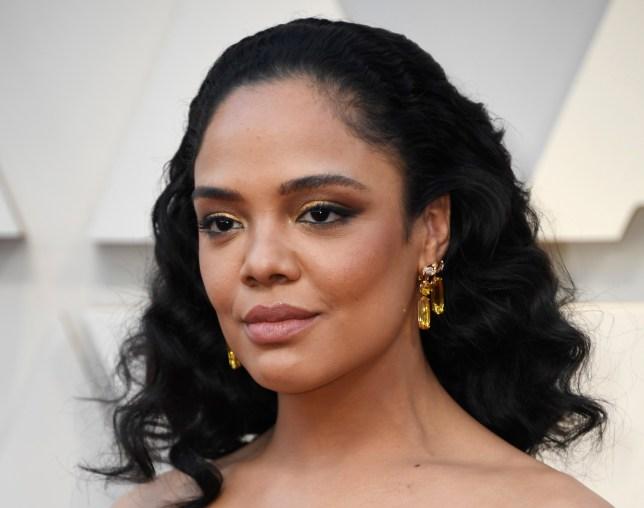 Tessa Thompson Hopes Men In Black Will Inspire More Female