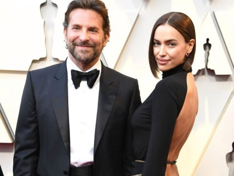 Irina Shayk won't let split from Bradley Cooper ruin her hustle as she returns to work in Iceland