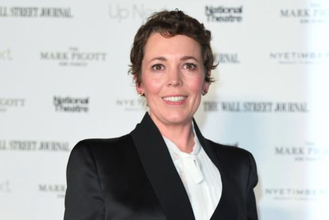 Olivia Colman attends the 'Up Next Gala' at The National Theatre