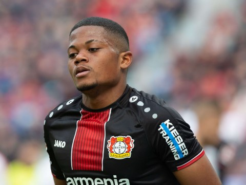Chelsea want £80m-rated Bayer Leverkusen winger Leon Bailey
