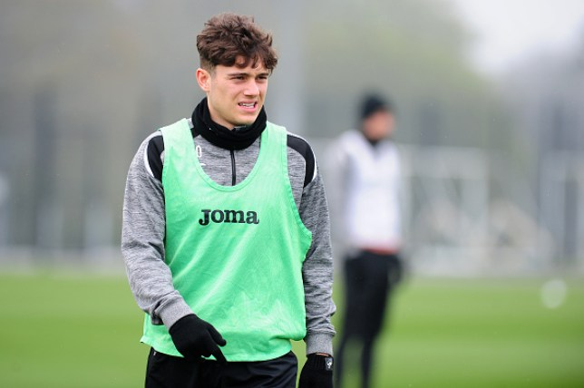 Manchester United are close to signing Daniel James from Swansea City