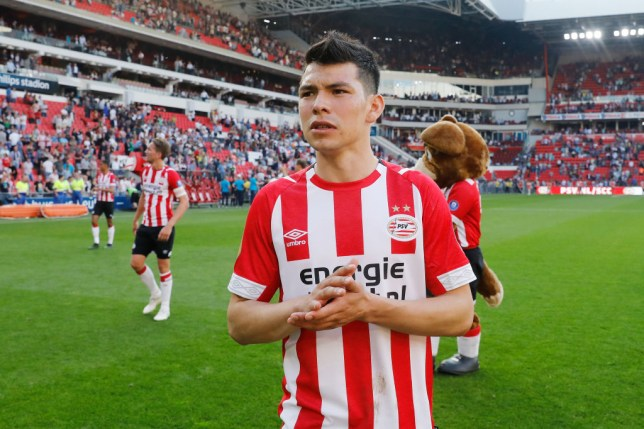 Hirving Lozano wants to join Manchester United but Mino Raiola pressing for Napoli or PSG transfer