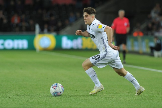 Manchester United completed a deal for Wales winger Daniel James this summer