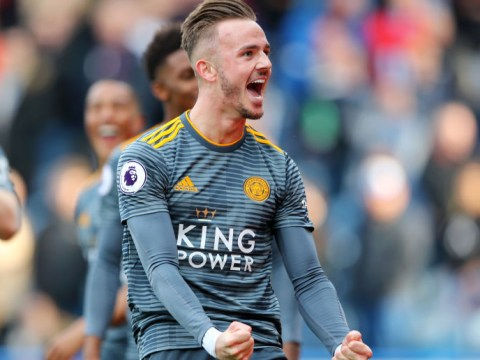 Liverpool to rival Manchester United for Leicester City star James Maddison