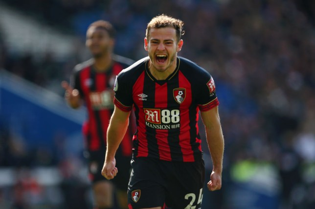 Arsenal are prioritising a move for Bournemouth winger Ryan Fraser