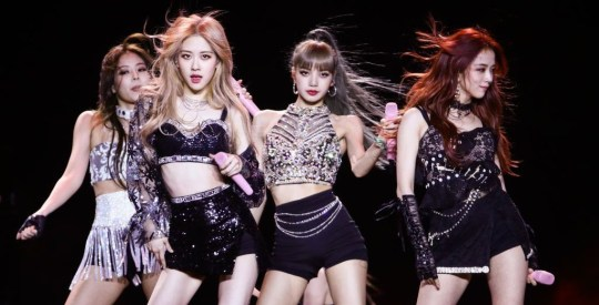 BLACKPINK winning the internet as Kill This Love becomes fastest K-Pop group video to surpass 550 million views