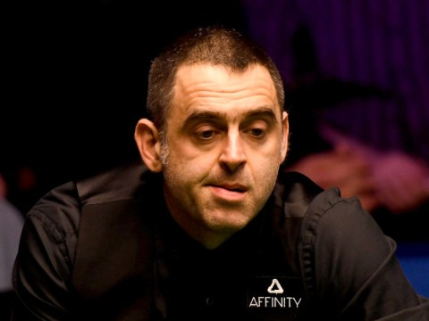 Ronnie O'Sullivan says changing his game at 14 is his biggest regret in snooker
